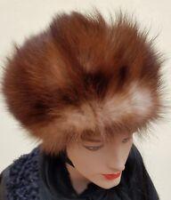 Cappello Pelliccia Martora Zibellino Vintage Fur Hat Marten Vintage rare