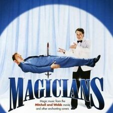 Magicians (Soundtrack) (NEW CD) Elbow Fratellis Puppini Sisters Mr Hudson Hours