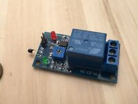 1 Piece Thermal Temperature Relay module 12V sensor switch C35