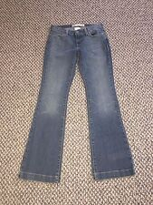 Women's GAP Long and Lean Stretch Jeans   Sz. 2 R