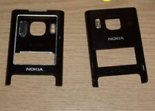 Genuine Original Nokia 6500c Front Top Fascia Cover Housing Black GRD B