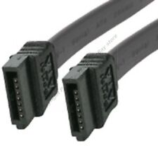 "Lot500 19.6""/20""Serial ATA/SATA internal HD/DVD/DVDRW Cable/Cord 150mbs{BLACK"