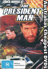 The President's Man DVD NEW, FREE POSTAGE WITHIN AUSTRALIA REGION 4