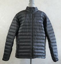 Patagonia Men's 800-Fill Goose Down Sweater Jacket Black Size XXL