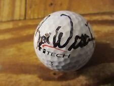 Brett Wetterich Golfer Autographed Signed Beta Ti Tech Golf Ball PGA Tour