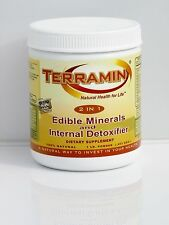 Terramin Powder 1 lbs Calcium Montmorillonite Clay by California Earth Minerals