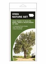 Iowa Nature Set : Field Guides to Wildlife, Birds, Trees and Wildflowers of...