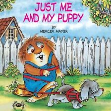 Look-Look: Just Me and My Puppy by Mercer Mayer (1998, Paperback)