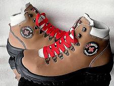 Redbrick skills s3 señora alta seguridad zapatos senderismo/trepar cuero genuino talla 39