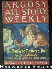 Argosy July 12, 1924 - Classic Sci-Fi Cvr Cummings