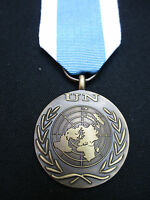 BRITISH ARMY,PARA,SAS,RAF,RM,SBS - UN Military Medal & Ribbon - Special Services
