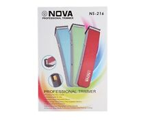 Nova NS 216 Professional Trimmer with Free Shipping Worldwide