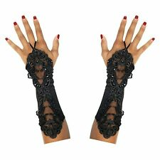 Steampunk industrial revolution moving single handed arm SP093 cosplay party