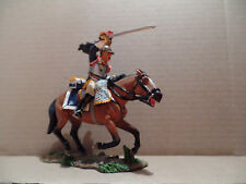 King and Country Charging Sword Forward NA114 Cuirassier