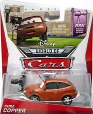 VOITURE CARS DISNEY PIXAR NEUVE // CORA COPPER //