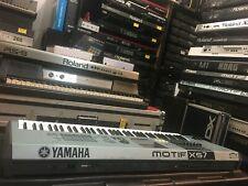 Yamaha  Original Motif XS 7 Synthesizer 76 key keyboard  / Piano XS7  //ARMENS//