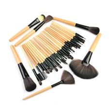 32 x Pro Makeup Brushes Set Foundation Powder Eyeshadow Eyeliner Lip Brush Tool