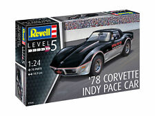 Revell 07646 - 1/24 '78 Corvette Indy Pace Car  - Neu