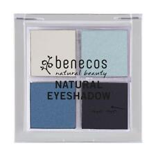 💚 Benecos Natural True Blue Quattro Eyeshadow 8g