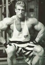 Dorian Yates Mr Olympia Bodybuilding Champion A4 Poster Picture Print