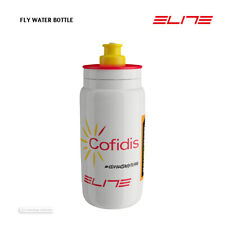 NEW 2020 Elite COFIDIS Pro Cycling Team FLY Lightweight Water Bottle 550ml