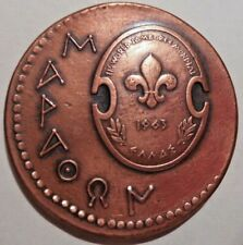 Other Ancient Coins Idaho 1969 Boy Scouts Bsa National Festa Moneta Lotto Valley Forge 1950 & 1964