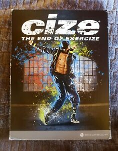 Cize: The End Of Exercise (DVD + Booklet) Exercise DVD