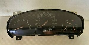 1997 Saab 900 4 Cyl. Turbo Speedometer Instrument Cluster 769215970 4711206