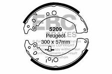 5209 EBC Rear Brake Shoes fit PEUGEOT  J7 J9