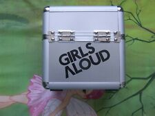 GIRLS ALOUD LTD EDT 22 CD SINGLES METALFLIGHT BOX CASE