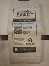 11 Eureka ZVac RR Vacuum Bags for Smart Vac Uprights 67529