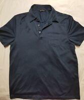 Axist - Polo Shirt - Mens Large - Blue