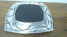 vintage Lenox Vibe Collection Cheese And Cracker platter with granite