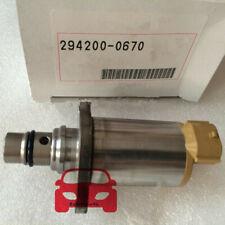 New 294200-0670 fit SCV valvemeasurementunit oil pump control valve High Quality