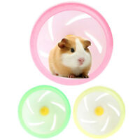 Hamster Mouse Rat Exercise Toys Plastic Silent Running Spinner Wheel Pet Toy Hot