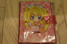 Pichi Pichi Pitch Diary New Nakayoshi scissors pen