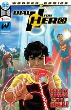 WONDER COMICS DIAL H FOR HERO #1-12 LIMITED SERIES LISTING (SUPERMAN)