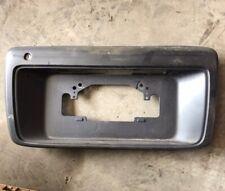 ✌🏻1999-2001 Toyota 4Runner License Plate Panel Bezel Trim w/ Lights 76801-35260
