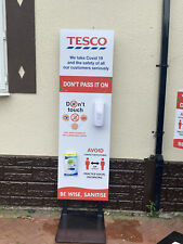 Sanitiser Stations