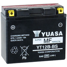 Bateria Yuasa YT12B-BS sin mantenimiento