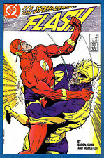 FLASH  # 6 - (2nd series) DC Comics 1987  (vf-)