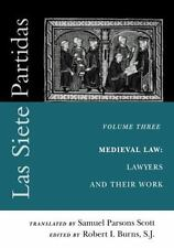 The Middle Ages: Las Siete Partidas Vol. 3 : The Medieval World of Law -...