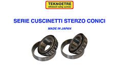 Calotte Parapolvere Cuscinetti Sterzo Conici Honda VFR 400 90-91