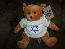 Beverly Hills Teddy Bear Plush Chanukah Or Bar Mitzvah