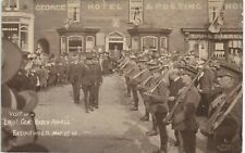 Easingwold. Visit of Baden-Powell 1908 # 1 by Hayes, York. Boy Scout Interest.
