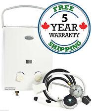 Tankless Water Heater Marey 5L Portable Shower Kit L5 *5 YEAR WARRANTY*