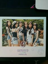 GFRIEND Parallel 5th Mini Album CD Signed - Eunha PC