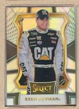 Ryan Newman 59 2017 Select NASCAR Racing Silver Prizm (Refractor)