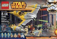 LEGO STAR WARS 75092 NABOO STARFIGHTER / NUEVA EN CAJA