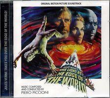 "Piero Piccioni ""THE LIGHT AT THE EDGE OF THE WORLD"" score CD 500-Ltd SEALED"